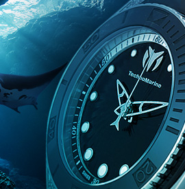 Technomarine Manta watch